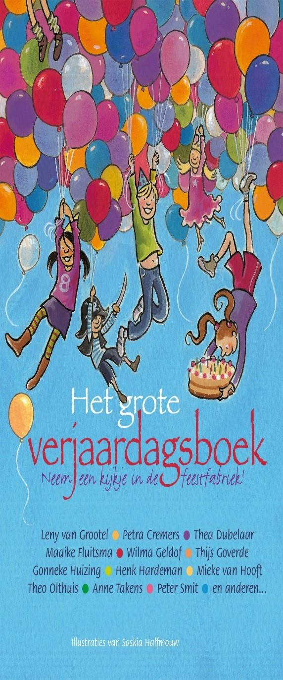 Het grote verjaardagsboek